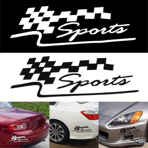 Sports felirat tuning matrica