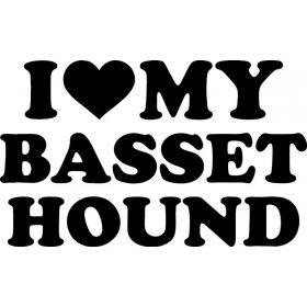 Basset hound matrica