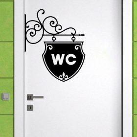 WC matrica