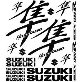 Suzuki motoros matrica