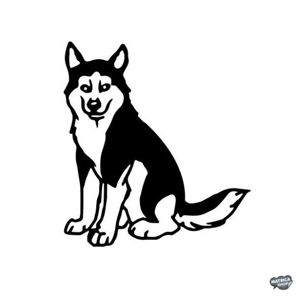 Husky matrica 1