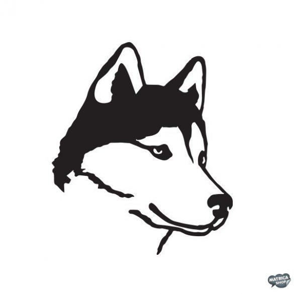 Husky matrica 2