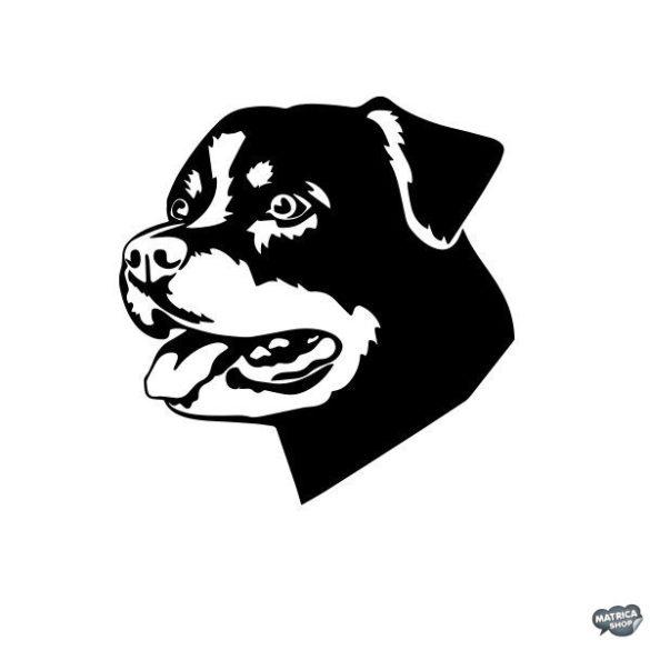 Rottweiler matrica 8