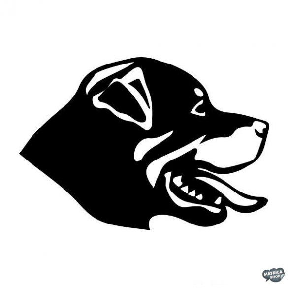 Rottweiler matrica 9