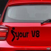 Your V8 - Autómatrica