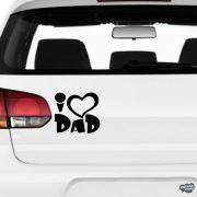 I Love DAD Autómatrica