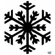 Hópehely matrica