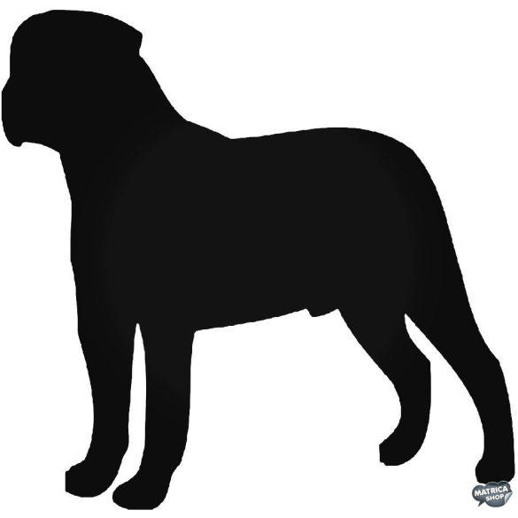 Bullmastiff Kutya matrica