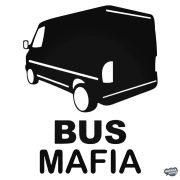 Bus Mafia - Szélvédő matrica