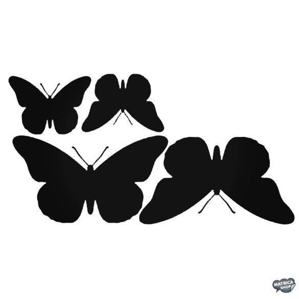 Pillangó szett matrica