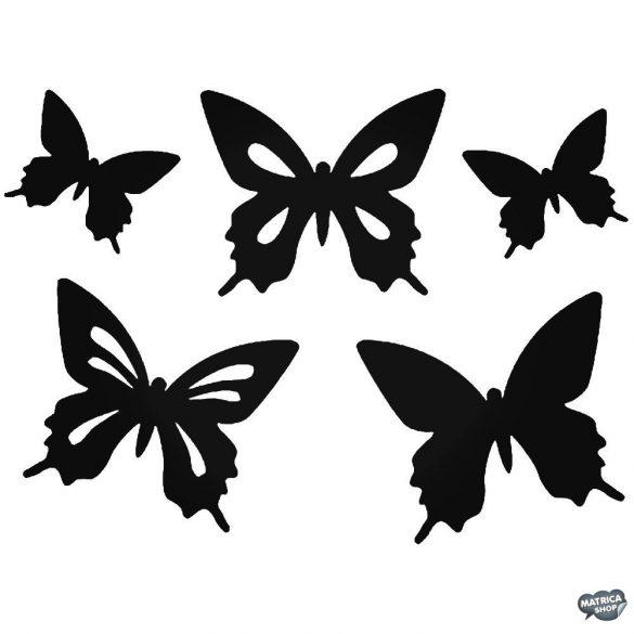 Pillangó matrica szett 1