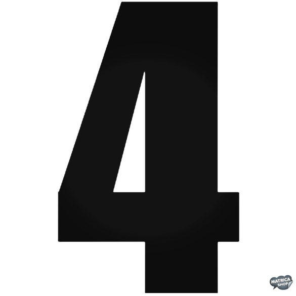 4 - Szélvédő matrica