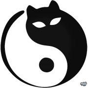 Yin-Yang Macska matrica