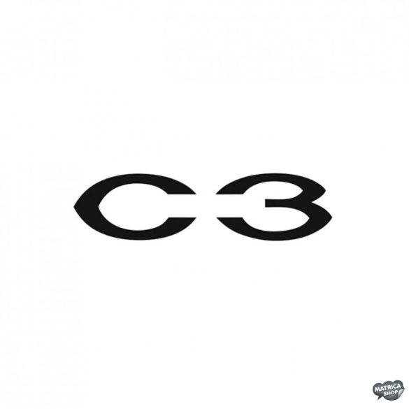 Citroen C3 matrica