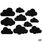 Felhő szett matrica