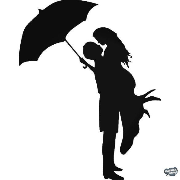 Csók az esőben Autómatrica