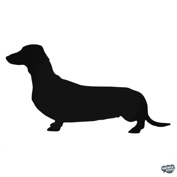 Tacskó kutya matrica