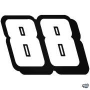 NASCAR 88-as szám - Autómatrica