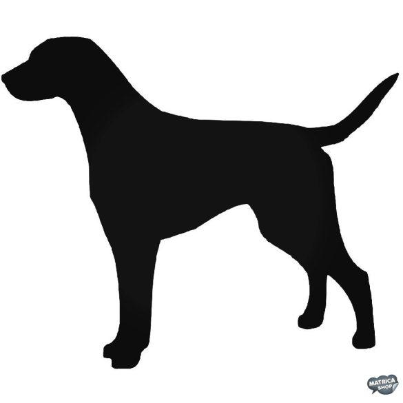"""Dalmata """"1"""" kutya matrica"""