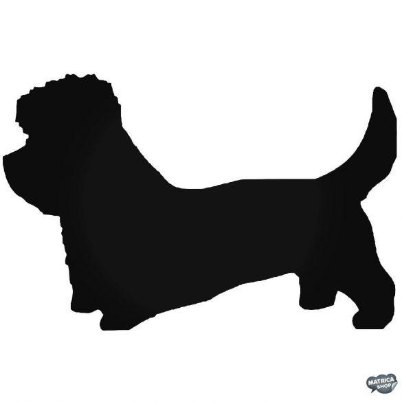 Dán kutya matrica