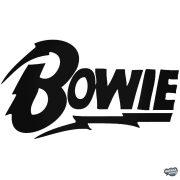 Bowie felirat Autómatrica