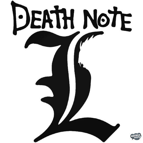 Death Note L Autómatrica