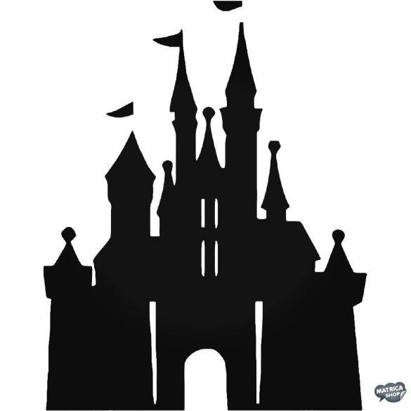 Disneyland kastély Autómatrica