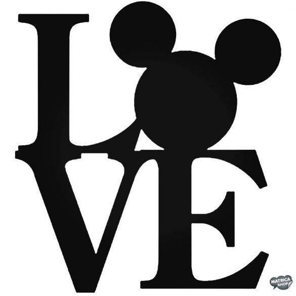 LOVE Mickey Autómatrica