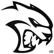 Dodge matrica Hellcat