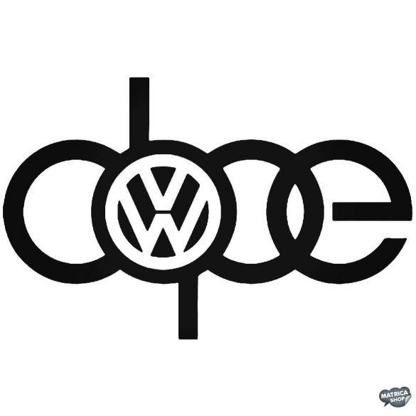 dope VW matrica