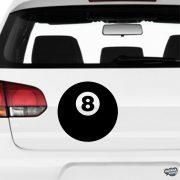 """8 Ball """"1"""" Autómatrica"""