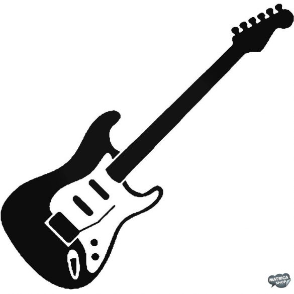 Fender gitár Autómatrica