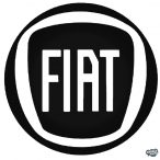 Fiat embléma matrica