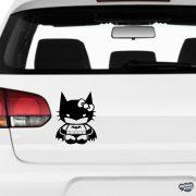 Hello Kitty matrica Batman