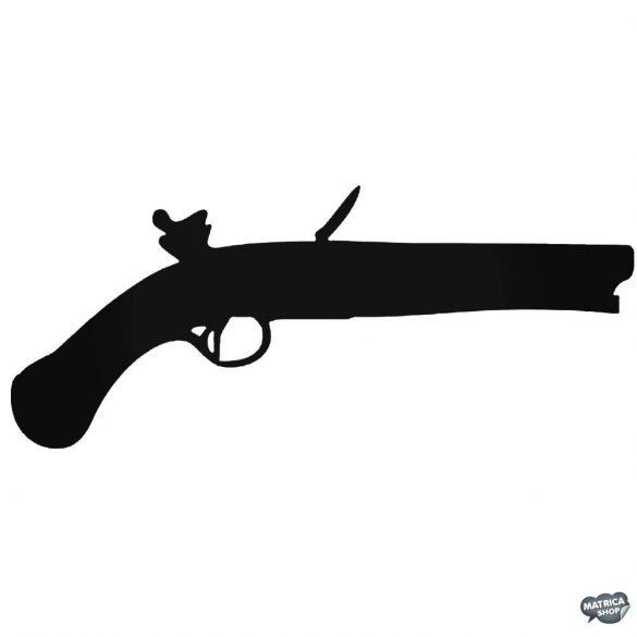 Flinstock fegyver Autómatrica