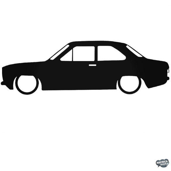 Ford matrica Escort