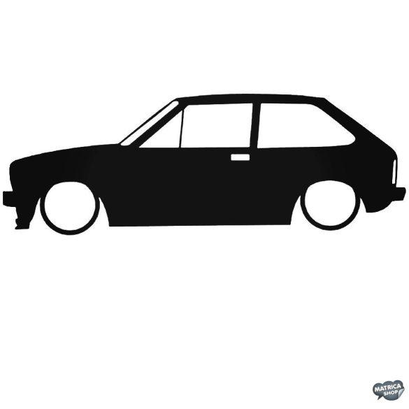 Ford matrica Fiesta