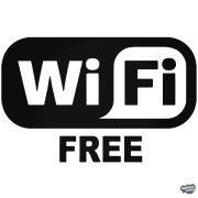 """Free Wifi jel """"2"""" Autómatrica"""