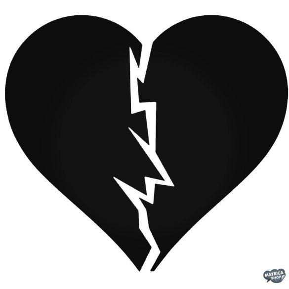Kettétört szív - Autómatrica