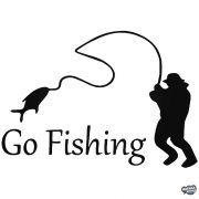 Go Fishing! matrica