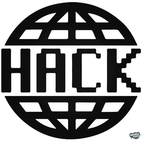 Hacker Planet matrica