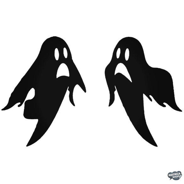 Halloween Szellemek matrica