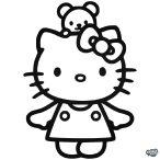 Hello Kitty matrica és a kisállat