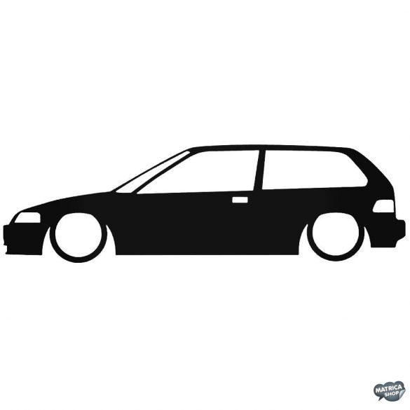 Honda Civic matrica 1