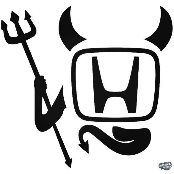 Honda matrica ördög vasvillával