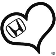 Honda matrica Love