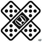 Honda matrica Domino