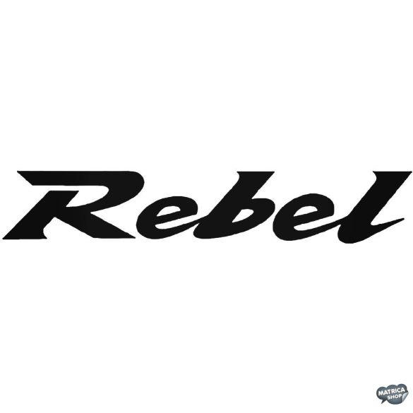 Honda matrica Rebel