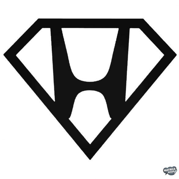 Honda matrica Superman logó