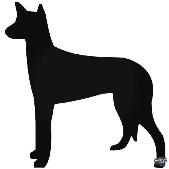Ibizai vadászkutya matrica